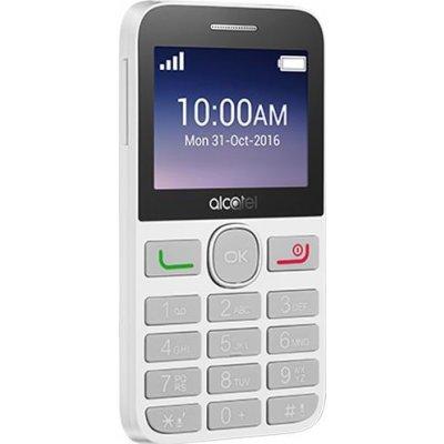 Мобильный телефон Alcatel Tiger XTM 2008G белый (2008G-3AALRU1)Мобильные телефоны Alcatel<br>Мобильный телефон Alcatel Tiger XTM 2008G белый моноблок 2.4 BT<br>