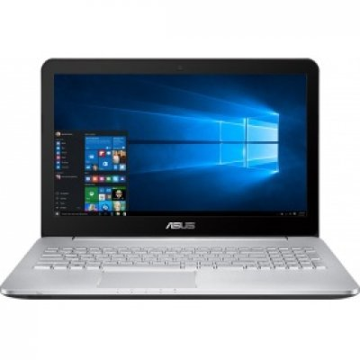 Ноутбук ASUS N552VW-FY250T (90NB0AN1-M03120) (90NB0AN1-M03120)Ноутбуки ASUS<br>Ноутбук Asus N552VW-FY250T Core i7 6700HQ/8Gb/1Tb/DVD-RW/nVidia GeForce GTX 960M 2Gb/15.6/FHD (1920x1080)/Windows 10 64/grey/WiFi/BT/Cam/3200mAh<br>