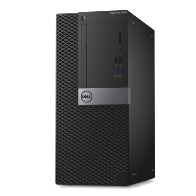 Настольный ПК Dell Optiplex 5040 MT (5040-9983) (5040-9983)Настольные ПК Dell<br>ПК Dell Optiplex 5040 MT i7 6700 (3.4)/8Gb/500Gb 7.2k/R5 340X 2Gb/DVDRW/Windows 7 Professional 64 +W10Pro/GbitEth/240W/черный/серебристый<br>