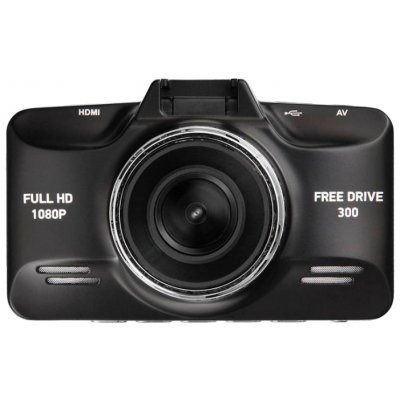 Видеорегистратор Digma FreeDrive 300 (FREEDRIVE 300) видеорегистратор digma freedrive 200 black