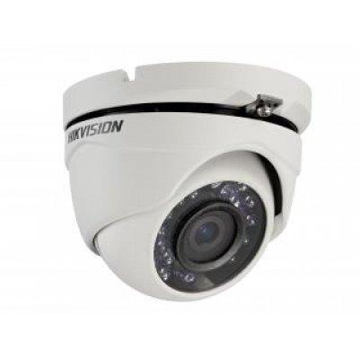 Камера видеонаблюдения Hikvision DS-2CE56D5T-IRM (2.8 MM) (DS-2CE56D5T-IRM (2.8 MM))Камеры видеонаблюдения Hikvision<br>Камера видеонаблюдения Hikvision DS-2CE56D5T-IRM 2.8-2.8мм HD TVI цветная<br>