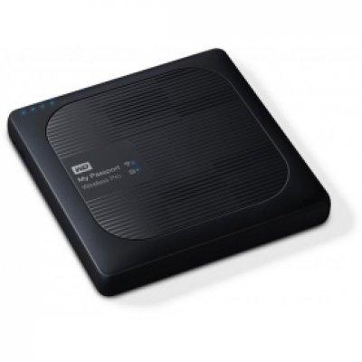 Внешний жесткий диск Western Digital WDBP2P0020BBK-EESN (WDBP2P0020BBK-EESN)Внешние жесткие диски Western Digital<br>Жесткий диск USB3/WIFI/SD 2TB EXT. 2.5 BLACK WDBP2P0020BBK-EESN WDC<br>