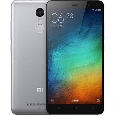 Смартфон Xiaomi Redmi Note 3 Pro 32GB серый (REDMINOTE3GR32GB)Смартфоны Xiaomi<br>ОС Android 5.1, экран: 5.5, IPS, 1920?1080, процессор: Qualcomm Snapdragon 650, 1800МГц, 6-ти ядерный, камера: 16Мп, FM-радио, GPS, ГЛОНАСС<br>
