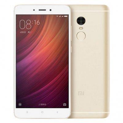 Смартфон Xiaomi Redmi Note 4 4/64Gb золотистый (REDMINOTE4G64GB), арт: 252988 -  Смартфоны Xiaomi