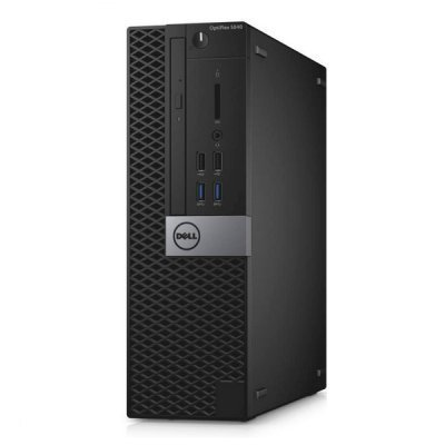 Настольный ПК Dell Optiplex 5040 SFF (5040-0033) (5040-0033)Настольные ПК Dell<br>,i7-6700 (3,4GHz),8GB (2x4GB),500GB (7200 rpm),Intel HD 530,W7 Pro 64 (WIn10 Pro Licence)<br>