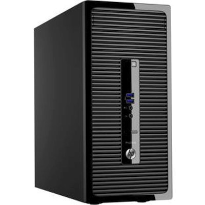 Настольный ПК HP ProDesk 400 G3 MT (Z6R66EA) (Z6R66EA)Настольные ПК HP<br>Pentium G4400,4GB DDR4-2133 DIMM (1x4GB),128GB Value SSD,SuperMulti DVDRW,Win10Pro(64-bit),1-1-1 Wty<br>