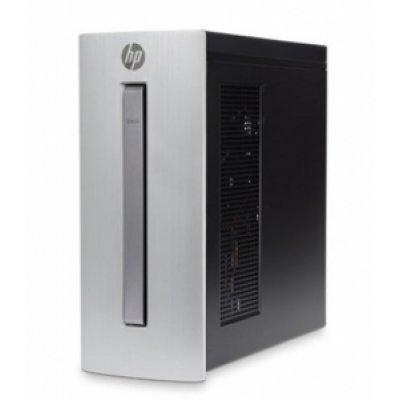 Настольный ПК HP Envy 750 750-454ur (Z3J71EA) (Z3J71EA)Настольные ПК HP<br>Core i5-6400,8GB DDR4 (2X4GB),SSD 128GB + HDD 2TB,AMD RADEON RX-480 4GB,DVDRW,Natural Silver Aluminum,Win10<br>