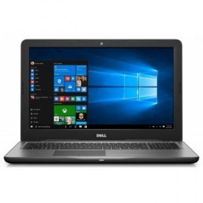 Ноутбук Dell Inspiron 5567 (5567-3256) (5567-3256) ноутбук dell inspiron 5567 core i5 7200u 8gb 1tb dvd rw amd radeon r7 m445 4gb 15 6 fhd 1920x1080 windows 10 black wifi bt cam