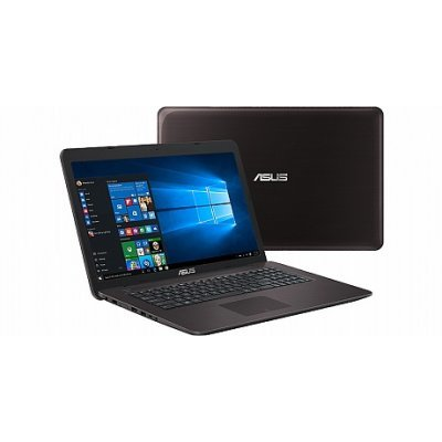 Ноутбук ASUS X756UB-TY059T (90NB0A13-M00650) (90NB0A13-M00650)Ноутбуки ASUS<br>Ноутбук Asus X756UB-TY059T Core i5 6200/6Gb/1Tb/DVD-RW/nVidia GeForce GT 940 2Gb/17.3/HD+ (1920x1080)/Windows 10 64/black/WiFi/BT/Cam/3150mAh<br>