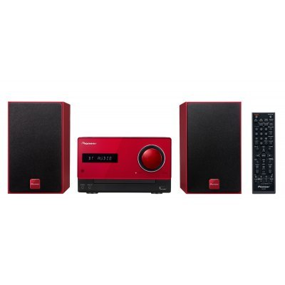 все цены на Аудио микросистема Pioneer X-CM35-R красный (X-CM35-R) онлайн