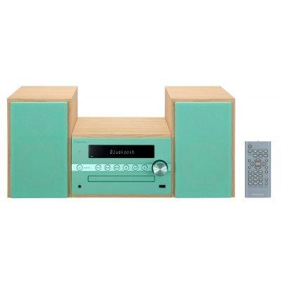 Аудио микросистема Pioneer X-CM56-GR зеленый (X-CM56-GR), арт: 253121 -  Аудио микросистемы Pioneer