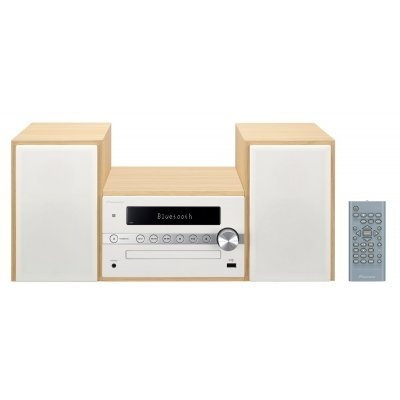 Аудио микросистема Pioneer X-CM56-W белый (X-CM56-W)