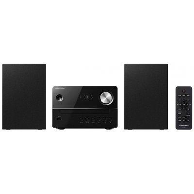 Аудио микросистема Pioneer X-EM16-B черный (X-EM16-B), арт: 253126 -  Аудио микросистемы Pioneer