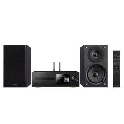 Аудио микросистема Pioneer X-HM76-B черный (X-HM76-B)