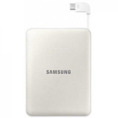 Внешний аккумулятор для портативных устройств Samsung EB-PG850B белый (EB-PG850BWRGRU) samsung eb pg850b white внешний аккумулятор