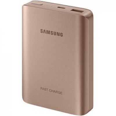 Внешний аккумулятор для портативных устройств Samsung EB-PN930CZRGRU розовое золото (EB-PN930CZRGRU), арт: 253138 -  Внешние аккумуляторы для портативных устройств Samsung