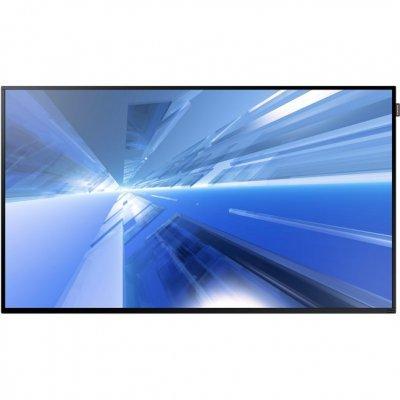 ЖК панель Samsung 32 DM32E (LH32DMEPLGC/RU)ЖК панели Samsung<br>Панель Samsung 32 DM32E черный LED 16:9 DVI HDMI матовая 5000:1 400cd 178гр/178гр 1920x1080 D-Sub FHD USB (RUS)<br>
