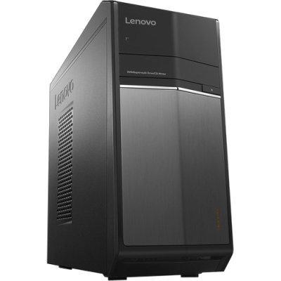 Настольный ПК Lenovo IdeaCentre 710-25ISH MT (90FB001RRS) (90FB001RRS)Настольные ПК Lenovo<br>ПК Lenovo IdeaCentre 710-25ISH MT i5 6400/8Gb/1Tb/SSD8Gb/GTX960 2Gb/DVDRW/Windows 10 64/черный<br>