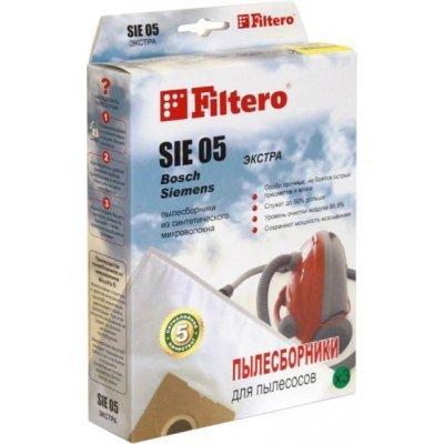 Пылесборник для пылесоса Filtero SIE 05 (3) Экстра (SIE 05 (3) ЭКСТРА) пылесборник filtero sie 02 comfort 4 шт