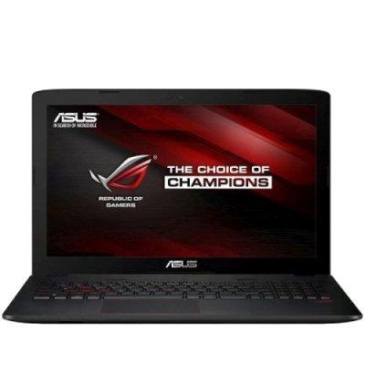 Ноутбук ASUS GL552VX-DM270T (90NB0AW3-M03460) (90NB0AW3-M03460)Ноутбуки ASUS<br>Ноутбук Asus GL552VX-DM270T i7-6700HQ (2.6)/8G/1T + 128G SSD/15,6FHD AG/NV GTX950M 2G DDR5/DVD-SM/B<br>