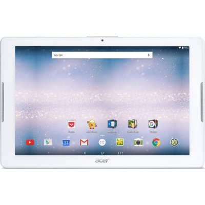 Планшетный ПК Acer Iconia One 10 B3-A30 (NT.LCMEE.004) (NT.LCMEE.004)Планшетные ПК Acer<br>Планшет Acer Iconia One B3-A30 MT8163 (1.3) 4C/RAM1Gb/ROM32Gb 10.1 IPS 1280x800/Android 6.0/белый/5Mpix/2Mpix/BT/WiFi/Touch/microSD/minUSB/6100mAh<br>