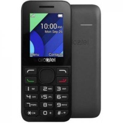 Мобильный телефон Alcatel 1054D темно-серый (1054D-3AALRU1) мобильный телефон alcatel ot1020d 2sim volcano black