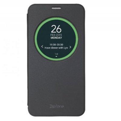 Чехол для смартфона ASUS для ZenFone 3 Laser ZC551KL View Flip Cover черный (90AC01M0-BCV004) asus asus view flip cover для zenfone 2 laser ze601kl
