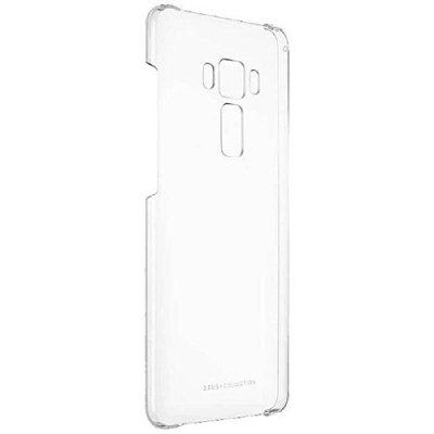Чехол для смартфона ASUS для ZenFone 3 Deluxe ZS570KL Clear Case прозрачный (90AC01S0-BCS001) чехол накладка asus bumper case для zenfone 3 zc520tl полиуретан поликарбонат черный 90ac0240 bcs001