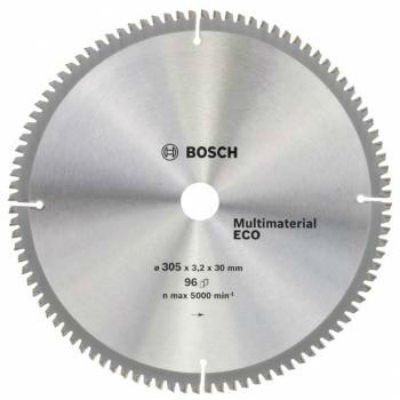 Пильный диск Bosch 2608641809 универсальный (2608641809)  пильный диск bosch 160х20мм 2608641800