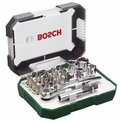 Набор инструментов Bosch Promoline 2607017322 (2607017322) bosch 32шт colored promoline 2 607 017 063
