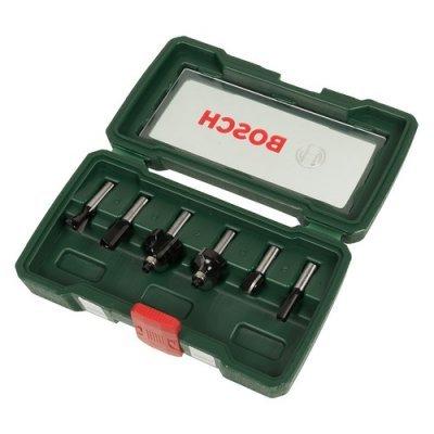 Набор принадлежностей Bosch 6 НМ-SET (2607019463) (2607019463) набор фрез bosch хвостик 8 мм 6 шт