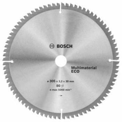 Пильный диск Bosch 2608641808 универсальный (2608641808)Пильные диски Bosch<br>Пильный диск универсальный Bosch 2608641808 d=305мм d(посад.)=30мм (циркулярные пилы)<br>