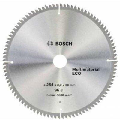 Пильный диск Bosch 2608641807 универсальный (2608641807)Пильные диски Bosch<br>Пильный диск универсальный Bosch 2608641807 d=254мм d(посад.)=30мм (циркулярные пилы)<br>