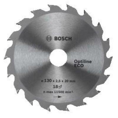 Пильный диск Bosch 2608641785 по дереву (2608641785)Пильные диски Bosch<br>Пильный диск по дереву Bosch 2608641785 d=160мм d(посад.)=20мм (циркулярные пилы)<br>