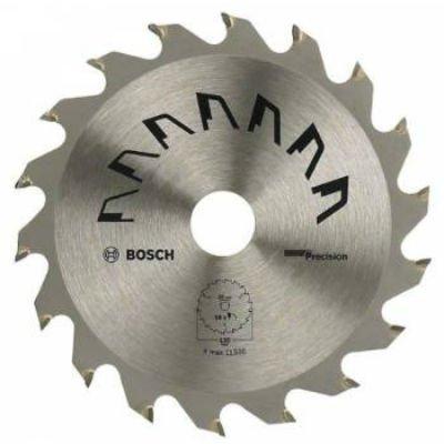 Пильный диск Bosch 2609256864 по дереву (2609256864)Пильные диски Bosch<br>Пильный диск по дереву Bosch 2609256864 d=184мм d(посад.)=20мм (циркулярные пилы)<br>