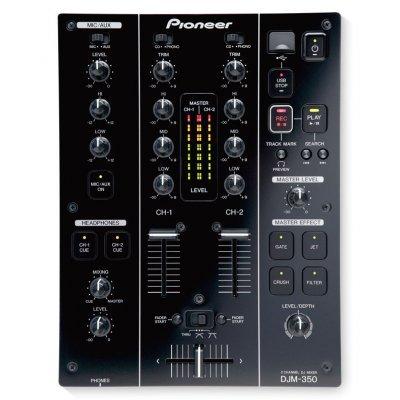 Микшерный пульт Pioneer DJM-350 (DJM-350)