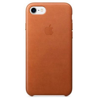 Чехол для смартфона Apple iPhone 7 Leather Case ?Saddle Brown (MMY22ZM/A) apple mnyw2zm a iphone se leather case saddle brown zml