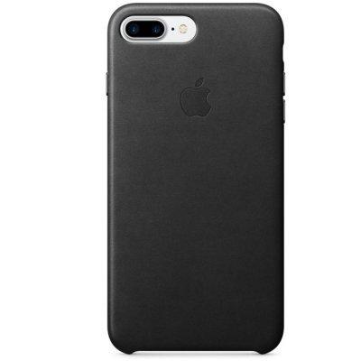 все цены на  Чехол для смартфона Apple iPhone 7 Plus Leather Case ?Black (MMYJ2ZM/A)  онлайн