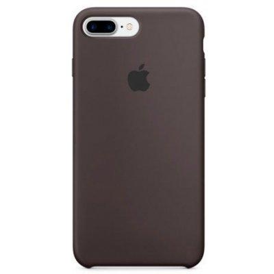 Чехол для смартфона Apple iPhone 7 Plus Silicone Case - Cocoa (MMT12ZM/A)Чехлы для смартфонов Apple<br>чехол для iPhone 7 Plus<br>