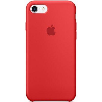 Чехол для смартфона Apple iPhone 7 Silicone Case red (MMWN2ZM/A)Чехлы для смартфонов Apple<br>Apple iPhone 7 Silicone Case<br>
