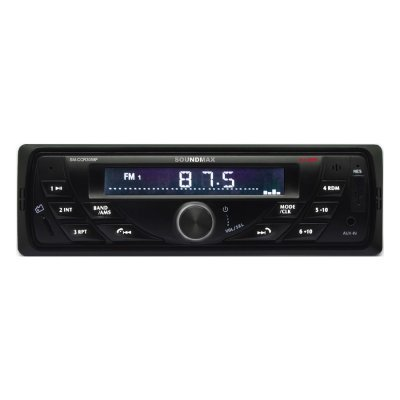 Автомагнитола Soundmax SM-CCR3058F (SM-CCR3058F(ЧЕРНЫЙ)\W)