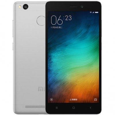 Смартфон Xiaomi Redmi 3s 32Gb серый (REDMI3SGR32GB)Смартфоны Xiaomi<br>Смартфон Xiaomi REDMI 3S 32Gb серый моноблок 3G 4G 2Sim 5 720x1280 Android 6.0 13Mpix 802.11bgn BT GPS GSM900/1800 GSM1900 MP3 A-GPS microSD max128Gb<br>