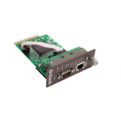 Медиаконвертер D-Link DMC-1002/B1A (DMC-1002/B1A)Медиаконвертеры D-Link<br>Медиаконвертер D-Link DMC-1002/B1A Модуль управления для шасси DMC-1000<br>
