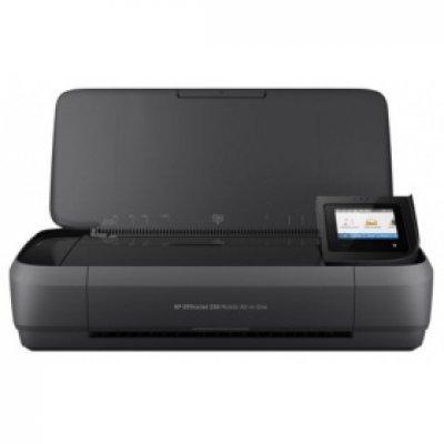 Цветной струйный МФУ HP Officejet 252 (N4L16C)Цветные струйные МФУ HP<br>МФУ HP Officejet 252  мобильное, принтер/ сканер/ копир, А4, 10/7 стр/мин, USB, WiFi (замена<br>