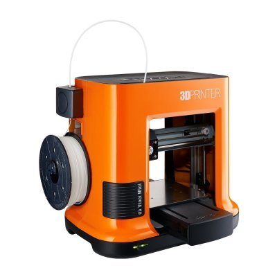 3D принтер XYZ da Vinci Mini W (3FM1WXEU00H)3D принтеры XYZ<br>3D-принтер XYZ da Vinci Mini W, PLA пластик 1.75мм, 1 экструдер, мин 100мк, размер рабочей зоны 150х150х150 мм, USB 2.0, Wi-Fi(802.11 b/g/n), Windows 7 и выше, Mac OSX 10.8 и выше<br>