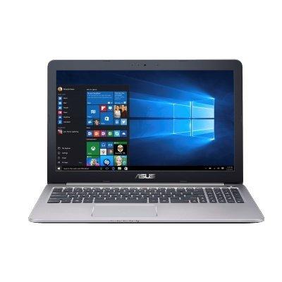 Ноутбук ASUS K501UX-DM771T (90NB0A62-M04420) (90NB0A62-M04420)Ноутбуки ASUS<br>Ноутбук Asus K501UX-DM771T i7-6500U (2.5)/6G/1T/15.6FHD AG/NV GTX950M 4G/no ODD/BT/Win10 Gray Metal<br>