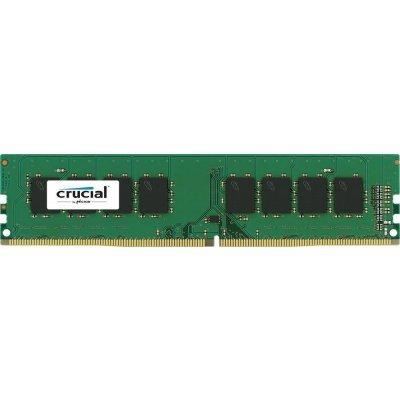 Модуль оперативной памяти ПК Crucial CT8G4DFS824A DDR4 8Gb (CT8G4DFS824A)Модули оперативной памяти ПК Crucial<br>Память DDR4 8Gb (pc-19200) 2400MHz Crucial Single Rank x8 CT8G4DFS824A<br>