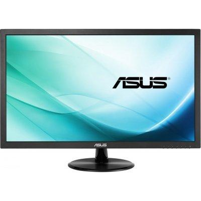 Монитор ASUS 23,6 VP247TA (VP247TA)Мониторы ASUS<br>ЖК-монитор с диагональю 23.6, тип матрицы экрана TFT *VA, разрешение 1920x1080 (16:9)<br>