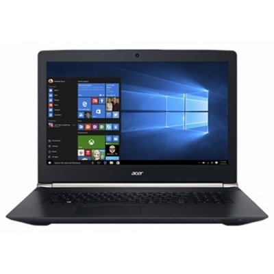 Ноутбук Acer VN7-792G (NH.Q15ER.001) (NH.Q15ER.001)Ноутбуки Acer<br>ACER Aspire VN7-792G-54LD/ 17.3 FHD IPS LCD/ Intel Core i5-6300HQ/ Nvidia GeForce GTX965M 4GB/ 8GB/ 500GB HDD/ no ODD/ WiFi 802.11 a/c + BT/ 3-cell Li-Polymer battery/ Windows 10 Home black (NH.Q15ER.001)<br>