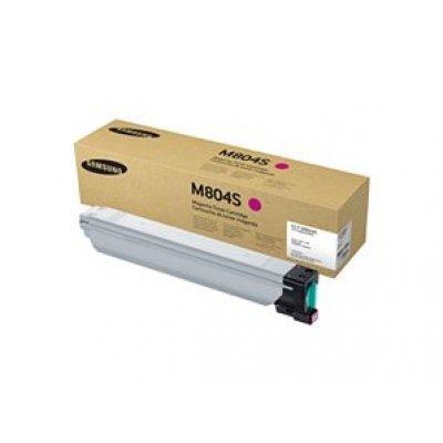 Тонер-картридж для лазерных аппаратов Samsung CLT-M804S/SEE Magenta (CLT-M804S/SEE)Тонер-картриджи для лазерных аппаратов Samsung<br>Magenta Toner Cartridge SL-X3280NR<br>